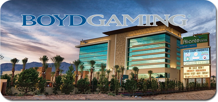 Boyd Gaming to acquire Aliante Casino