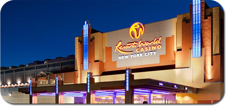 Resorts World Casino New York renovations