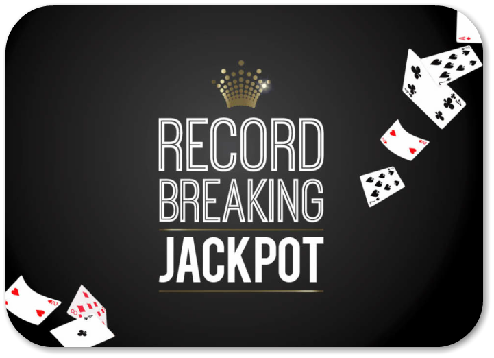 Crown Perth Casino record breaking jackpot win