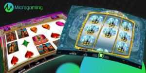 Microgaming Two New Slot Titles Introduced
