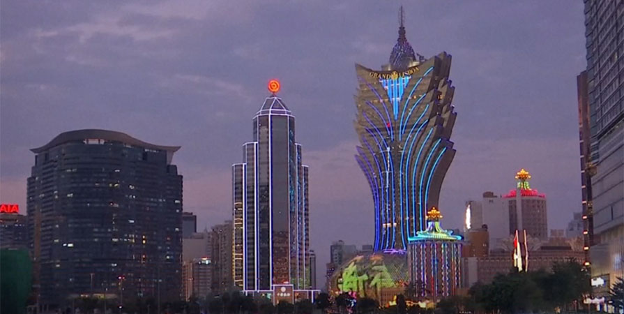 Macau casinos close due to coronavirus