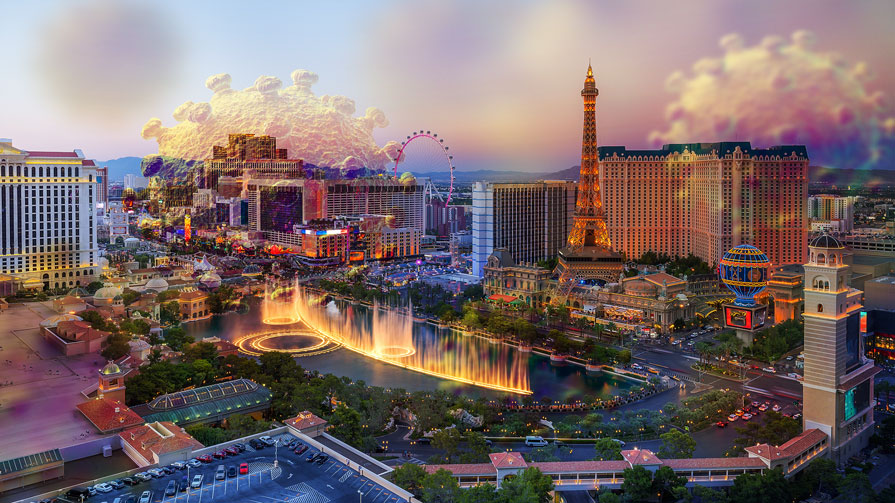 Las Vegas Casinos take precautions with Coronavirus