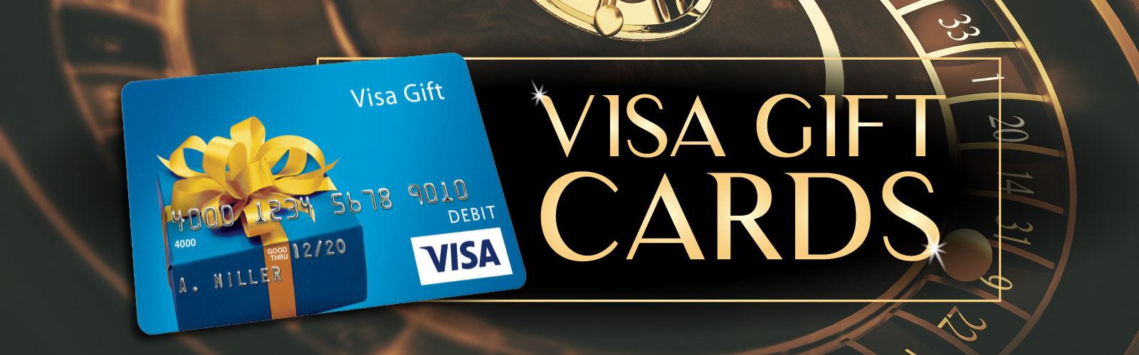 Online Casinos That Accept Visa Gift Cards