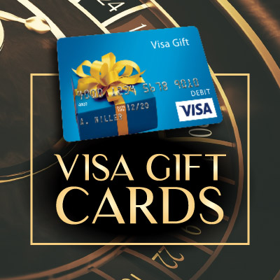 Online casinos that accept Visa Prepaid Cards