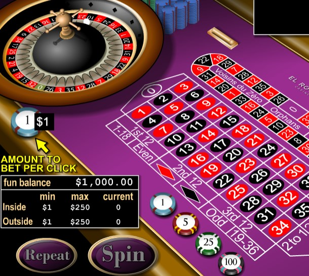 How to play roulette for real money online