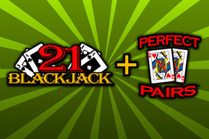 21 Blackjack + Perfect Pairs At El Royale Casino