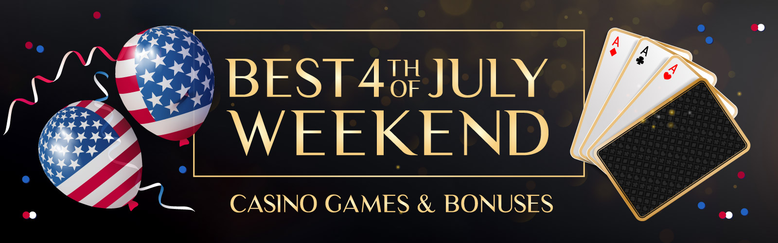 4th Of July Games, Slots & More!
