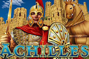 Achilles slot game at El Royale Casino