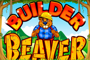 Builder Beaver slot game at El Royale Casino