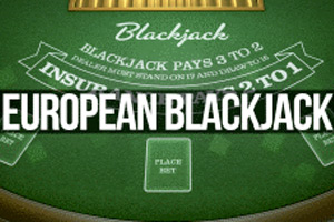 European Blackjack at BetOnline