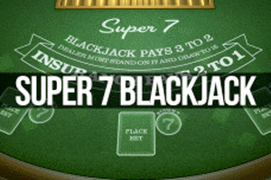 Super 7 Blackjack at BetOnline