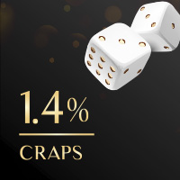 Online Craps Low Casino House Edge
