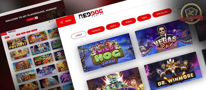 Red Dog Casino Games