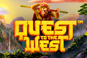 Quest to the west slot game at BetOnline
