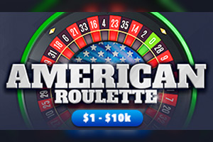 American Roulette at BetOnline