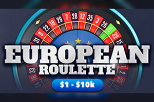 European Roulette at BetOnline