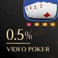 Online Video Poker Low Casino House Edge