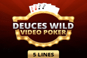 Deuces Wild at BetOnline