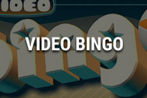 Video Bingo at BetOnline
