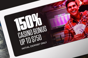 Welcome Bonus at MyBookie