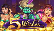 5 Wishes Online Slot Game