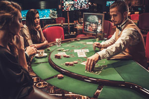 Playing Live Blackjack