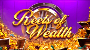 Reels of wealth slot game at MyBookie