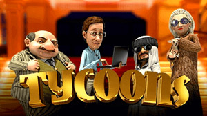 Tycoons slot game at MyBookie