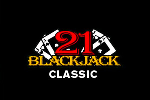 21 Blackjack Classic at Cafe Casino