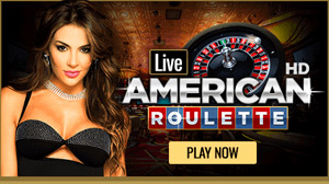 Live American Roulette at MyBookie