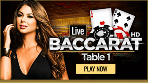 Live Baccarat at MyBookie