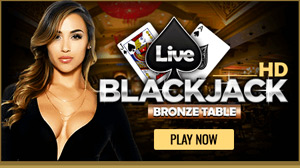 Live Blackjack at MyBookie
