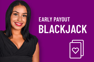 Live Early Blackjack at Cafe Casino