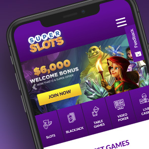 SuperSlots.ag Mobile Casino