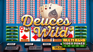 Deuces Wild at MyBookie