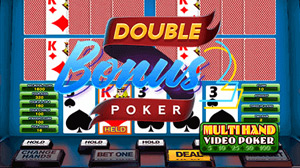 Double Bonus Poker at MyBookie