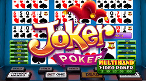 Joker Poker at MyBookie