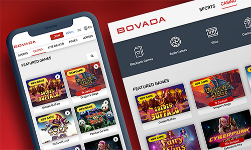 Casino Benefits Bovada