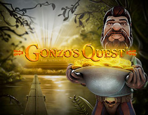 Gonzo's Quest Slot Game at Betway