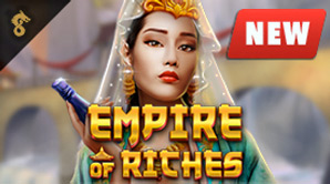 Empire of Riches slot game at Sportsbetting.ag
