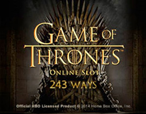 Game of Thrones Slot Game at Betway
