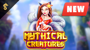 Mythical Creatures Slot Game at Sportsbetting.ag