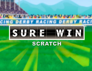 Sure Win Scratch at Betway Casino