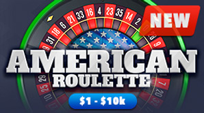 American Roulette at Sportsbetting.ag