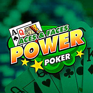 Aces & Faces Power Poker at Jackpot City