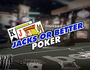 Jacks or Better Poker at Betway Casino