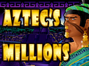 Aztec's Millions Virtual Slot Game