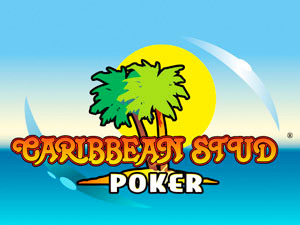 Caribbean Stud Poker Table Game