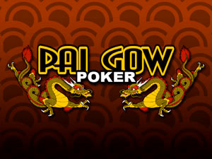 Pai Gow Table Game