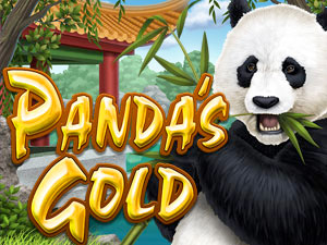 Panda's Gold Virtual Slot Game